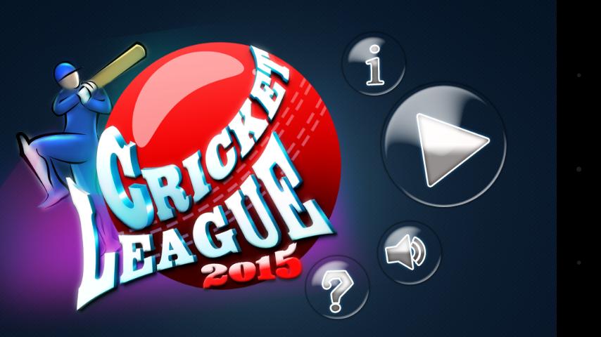Cricket League 2015