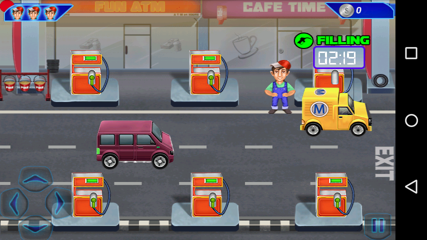 Petrol Boy Millionaire