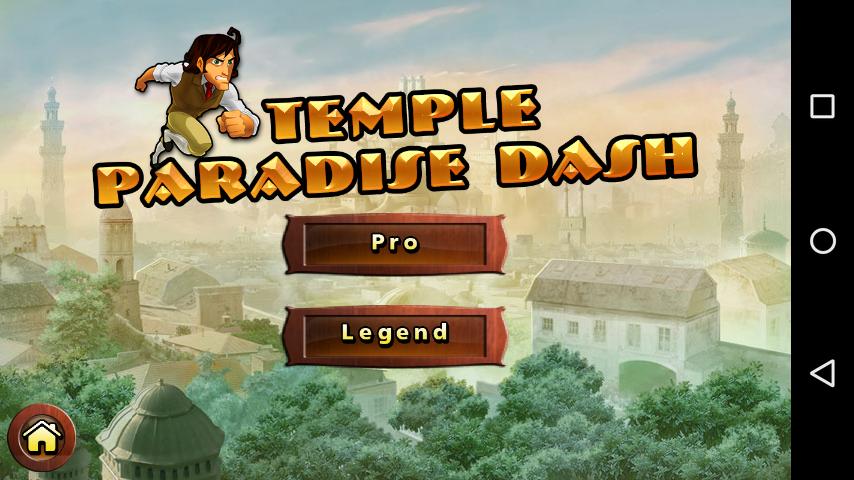 Temple Paradise Dash