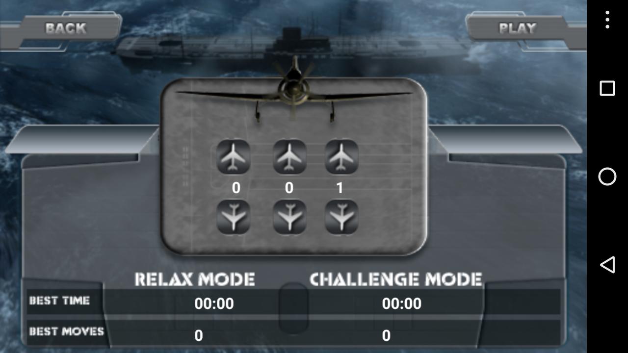 Warship Flight Deck Jam