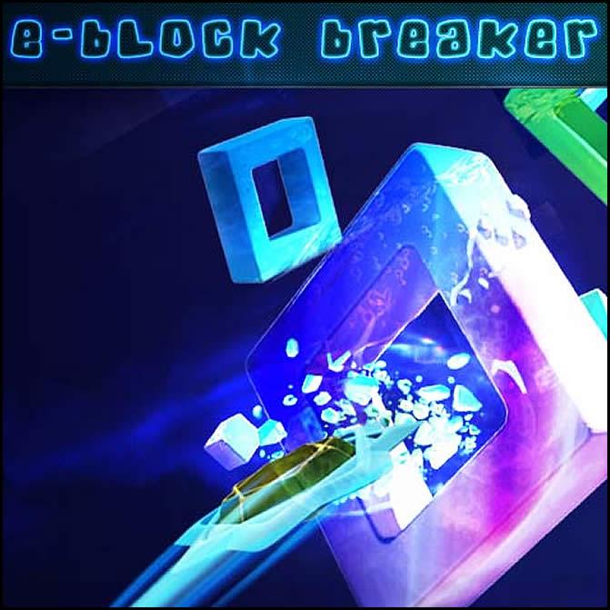 E Block Breaker