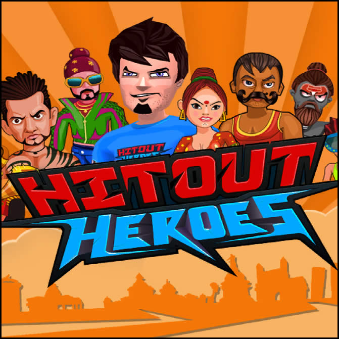 Hit Out Heroes