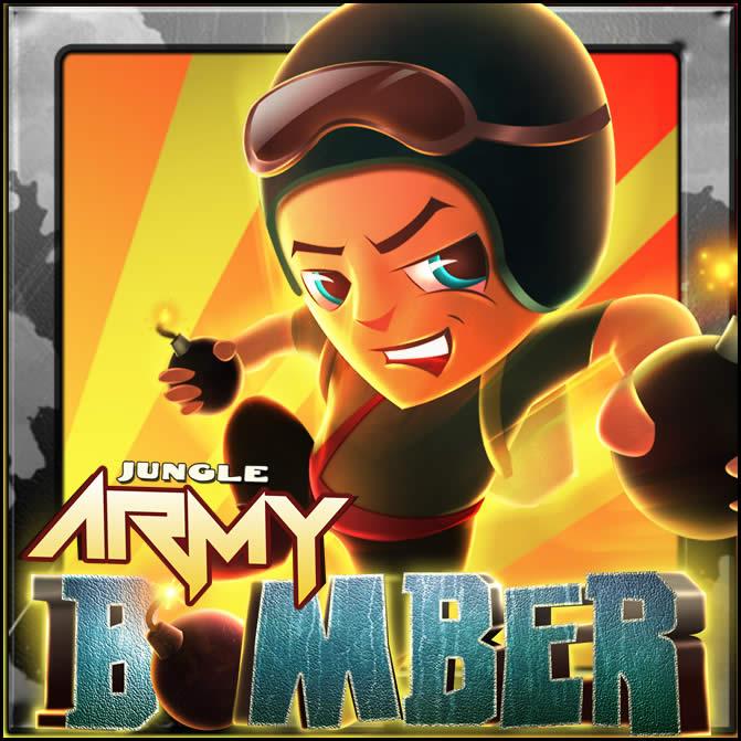 Jungle Army Bomber