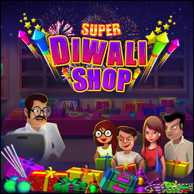 Super Diwali Shop