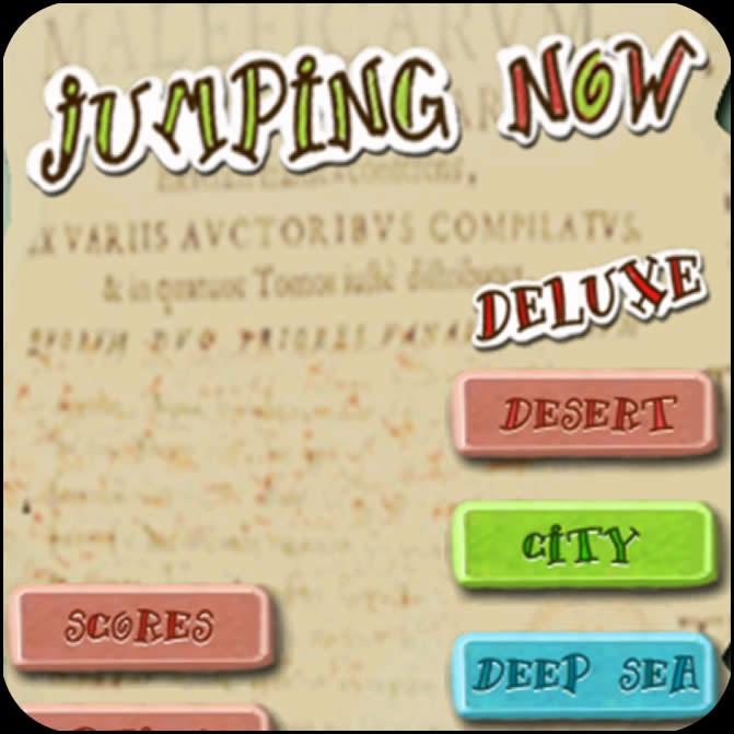 Jumping Now Deluxe